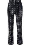 Calça De Alfaiataria Estampada - Givenchy
