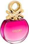 Colors Pink Feminino Eau De Toilette - Benetton