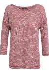 Camiseta Feminina Maya - Marrom - Mixed