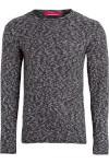 Suéter Tricot Mistura - Preto - Reserva