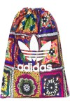 Bolsa Crochita Gymsack - Roxo - Adidas Originals + Farm