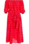 Vestido Ombro A Ombro - Vermelho - A.brand