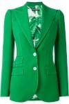 Blazer Com Detalhes De Costura - Dolce & Gabbana