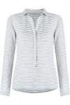Camisa De Linho Listrada - Richards