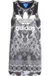 Vestido Pavão Tank - Preto - Adidas Originals + Farm