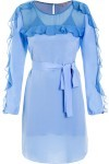 Vestido Patricia - Azul - Carina Duek