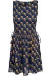 Vestido Trançado Coruxi - Azul - Farm