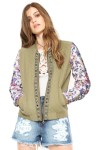 Jaqueta Bomber Billabong Backup Verde - Billabong