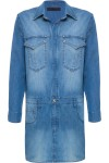 Chemise Double Denim - Azul - Animale