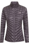 Jaqueta Feminina Thermoball Full Zip - Grafite - The North Face