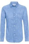 Camisa Feminina Tailored Classic - Azul - Levi's